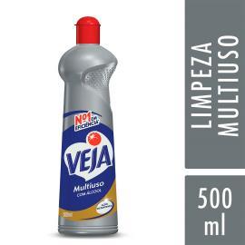 Limpador Veja  de bio álcool multiuso 500ml