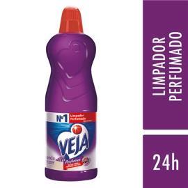 Limpador Veja perfumes Lavanda e Bem-Estar 1L