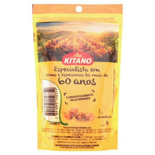 Açafrão-da-Terra Kitano Pacote 50g - Imagem em destaque