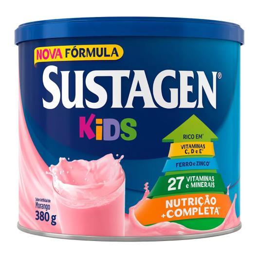 Sustagen Kids Morango 380g - Imagem em destaque