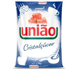 Açúcar União cristalçucar 5kg