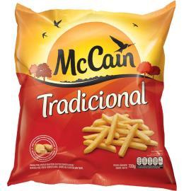 Batata Congelada McCain Tradicional Pré Frita 720g