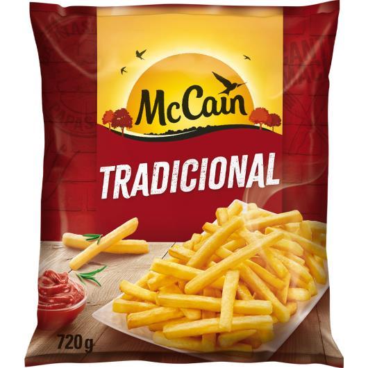 Batata Congelada McCain Tradicional Pré Frita 720g - Imagem em destaque