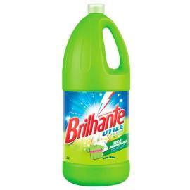 Alvejante Brilhante sem cloro utile fresh 2L