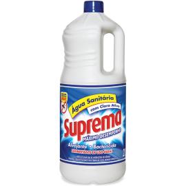 Água sanitária Suprema 2L
