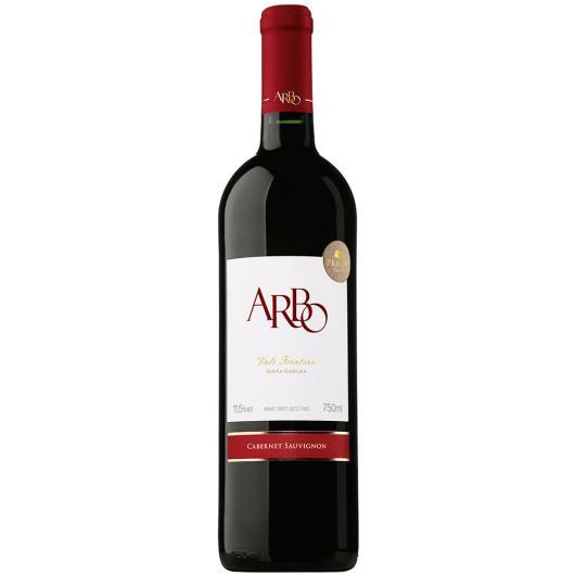 Vinho Arbo Cabernet Sauvignon Tinto Seco 750ml - Imagem em destaque