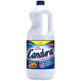 Água sanitária Candura 2L