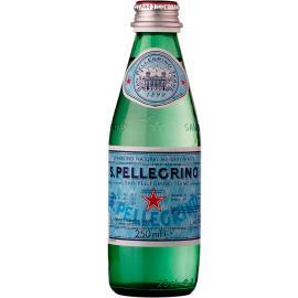 Água Mineral San Pellegrino com Gás 250ml
