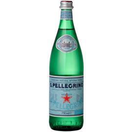 Água mineral San Pellegrino com gás 750ml