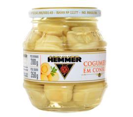 Cogumelo Hemmer em conserva 200g