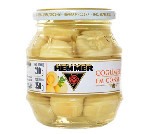 Cogumelo Hemmer em conserva 200g - Imagem em destaque