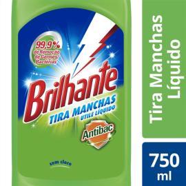 Alvejante Brilhante Utile Fresh 750ml