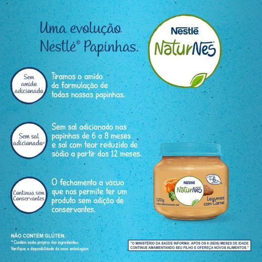 PAPINHA Nestlé Legumes com Carne Pote 115g - Imagem em destaque