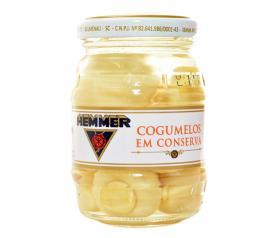 Cogumelo Hemmer em conserva vidro 100g