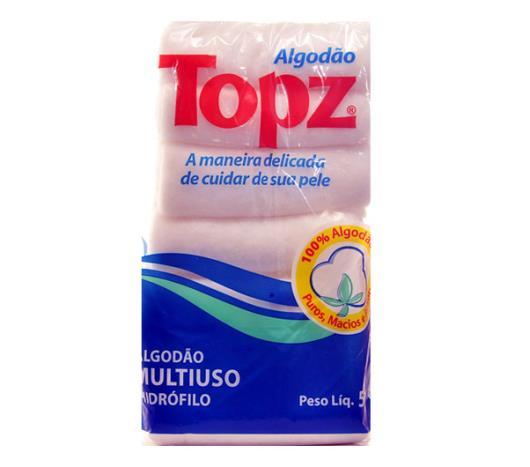 Algodão Topz zig zag 50g - Imagem em destaque