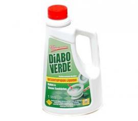 Desentupidor Diabo Verde líquido 1L