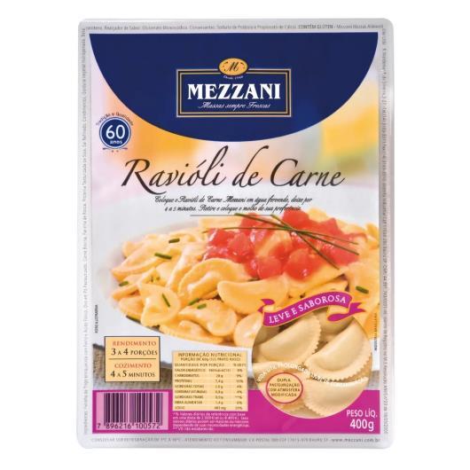 Ravioli de carne Mezzani 400g - Imagem em destaque
