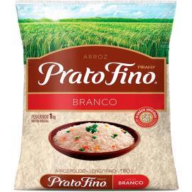 Arroz Prato Fino agulha tipo 1  1kg