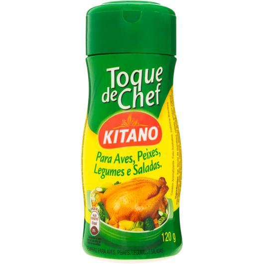 Tempero toque de chef ave, peito, legumes e salada 120 g - Imagem em destaque