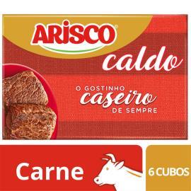 Caldo Arisco sabor carne 57g