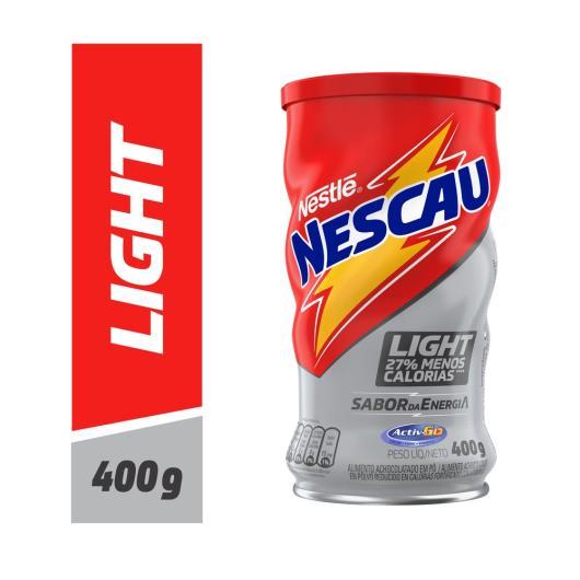 Achocolatado em pó Nescau light 400g - Imagem em destaque