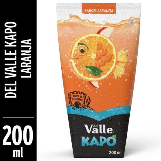 Suco Kapo Sabor Laranja 200ML - Imagem em destaque