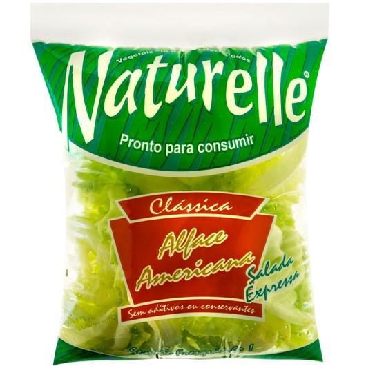 Alface Naturelle Americana Pacote 200g - Imagem em destaque