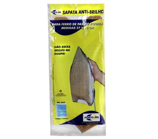 Sapata Porto-Pel anti-brilho - Imagem em destaque