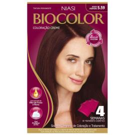 Coloração Biocolor cremer 5.59 Acaju Púrpura