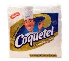 Guardanapo Coquetel 30x33 cm