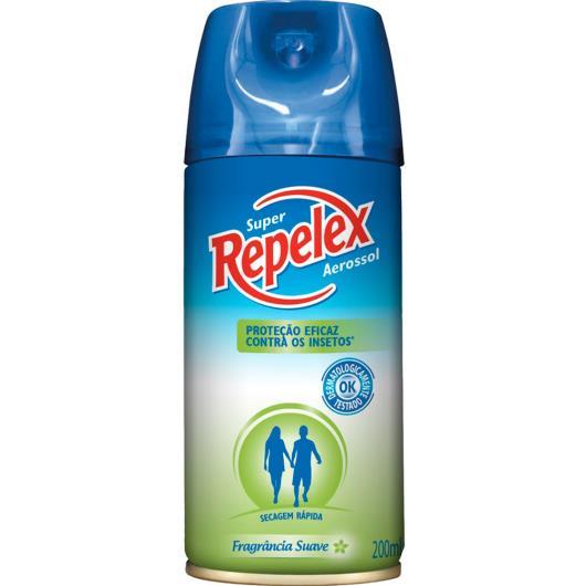 Repelente Aerossol Super Repelex 200ml - Imagem em destaque