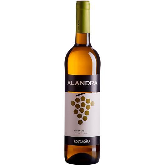 Vinho Português Alandra Branco Seco 750ml - Imagem em destaque
