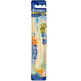 Escova dental infantil Oral-B Stages 1