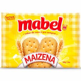 Biscoito de maisena Mabel 400g