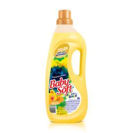 Amaciante Baby Soft amarelo 2L