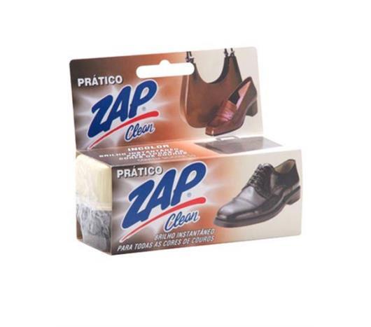 Brilho para Calçados ZAP CLEAN para todas as cores de couro - Imagem em destaque