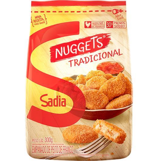 Nuggets Sadia Frango Tradicional 300g - Imagem em destaque