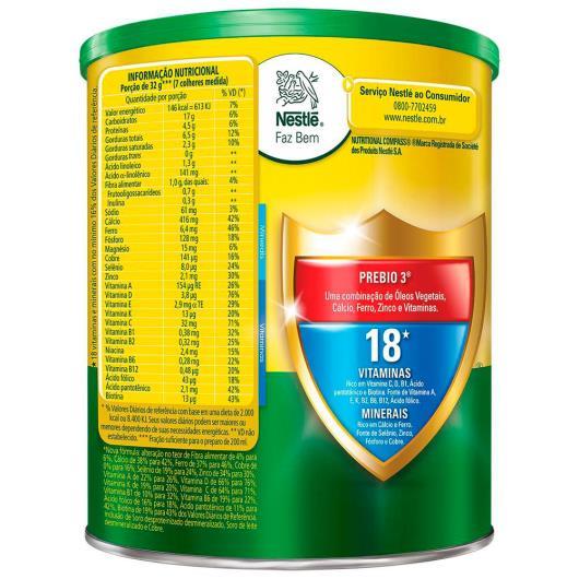 Composto lácteo Nestlé Ninho Fases 3+ Lata 400g - Imagem em destaque