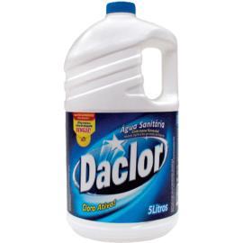 Água sanitária Daclor 5L