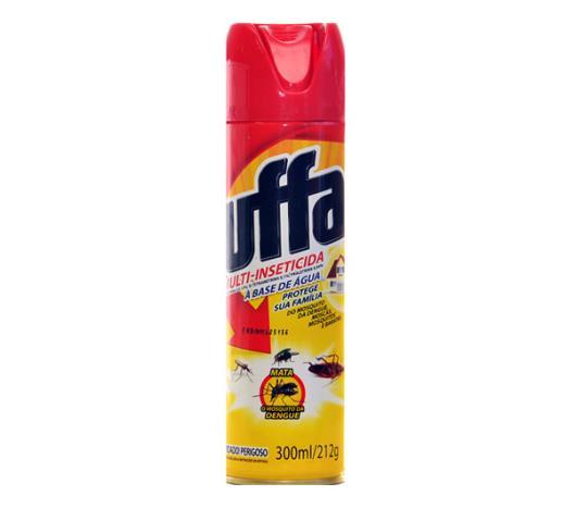 Inseticida Uffa multi-inseticida 300ml - Imagem em destaque
