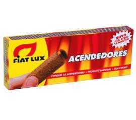 Acendedor Fiat Lux bastão