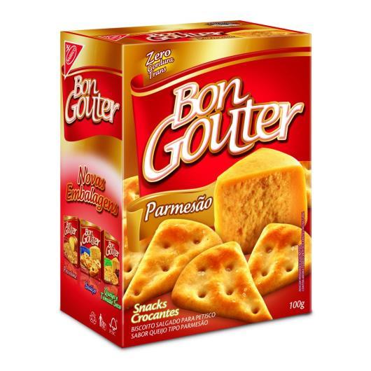 Biscoito BON GOUTER Parmesão 100g - Imagem em destaque