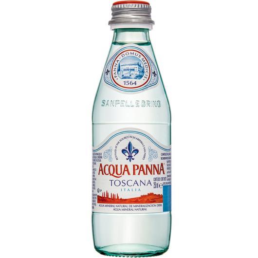 Água mineral Panna Acqua sem gás 250ml - Imagem em destaque