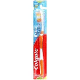 Escova dental Colgate extra clean média