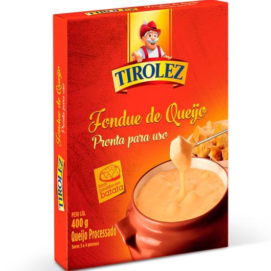 Fondue de queijo Tirolez 400g - Imagem em destaque