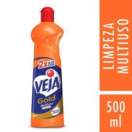 Limpador Veja multiuso laranja 500ml