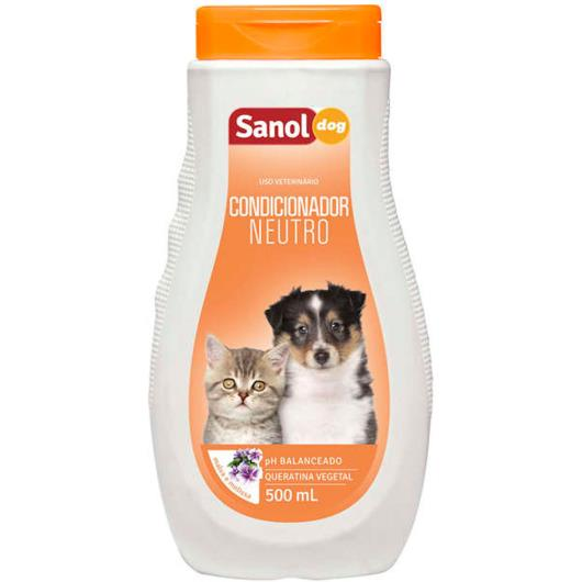 Shampoo Sanol dog neutro 500ml - Imagem em destaque