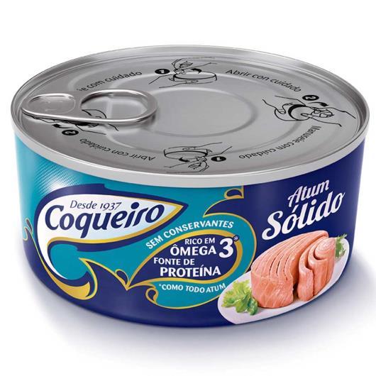 Atum Coqueiro sólido 170g - Imagem em destaque