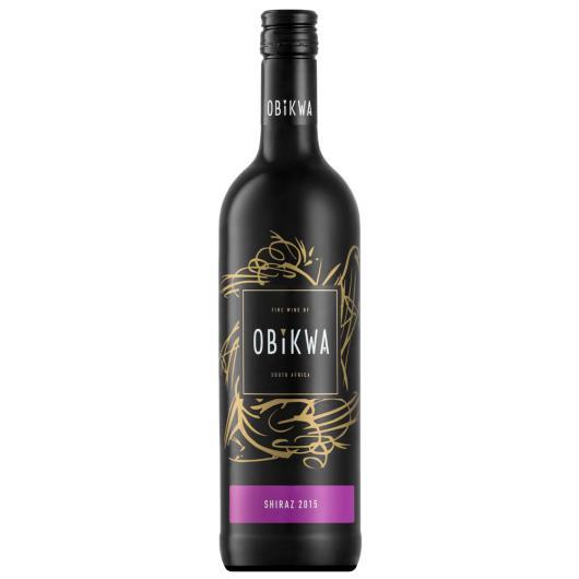 Vinho africano Obikwa Tinto Shiraz 750ml - Imagem em destaque