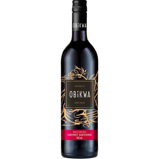 Vinho Sul Africano Obikwa Cabernet Sauvignon 750ml - Imagem em destaque